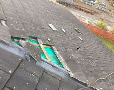 Roof Repairs Cumbria
